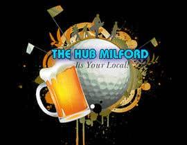 Nro 18 kilpailuun local pub/bar logo käyttäjältä shibeshmahapatra