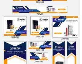 nº 53 pour Affiliates Banner Design KN SK par PixelDesign24