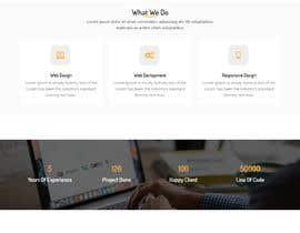 #11 для Landingpage for webdesign agency от shahinmh