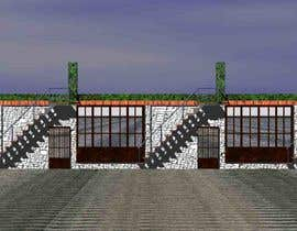 #20 for Architectural design for a small ecological hotel in Spain (Exterior, interior and landscape design) af Milius10