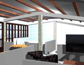 #29 for Architectural design for a small ecological hotel in Spain (Exterior, interior and landscape design) af Milius10