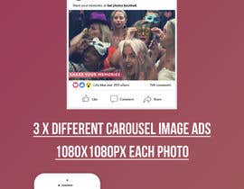 #2 para Design A Set Of Facebook Ads por kmkono