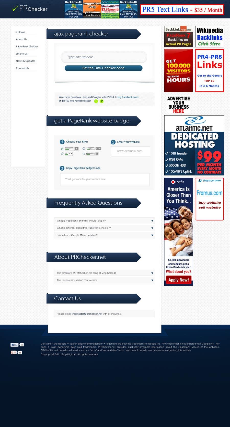 #42 for Website Design for SEO Website by rajranjan12