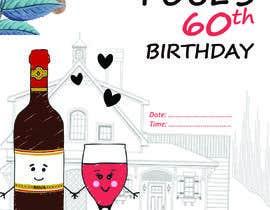 Nro 66 kilpailuun Invitation Template for Birthday Party käyttäjältä designerasel0