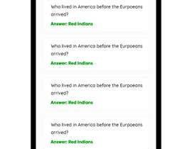 #24 untuk UI Design for Multiple Choice Test iOS App oleh chrisbrendan