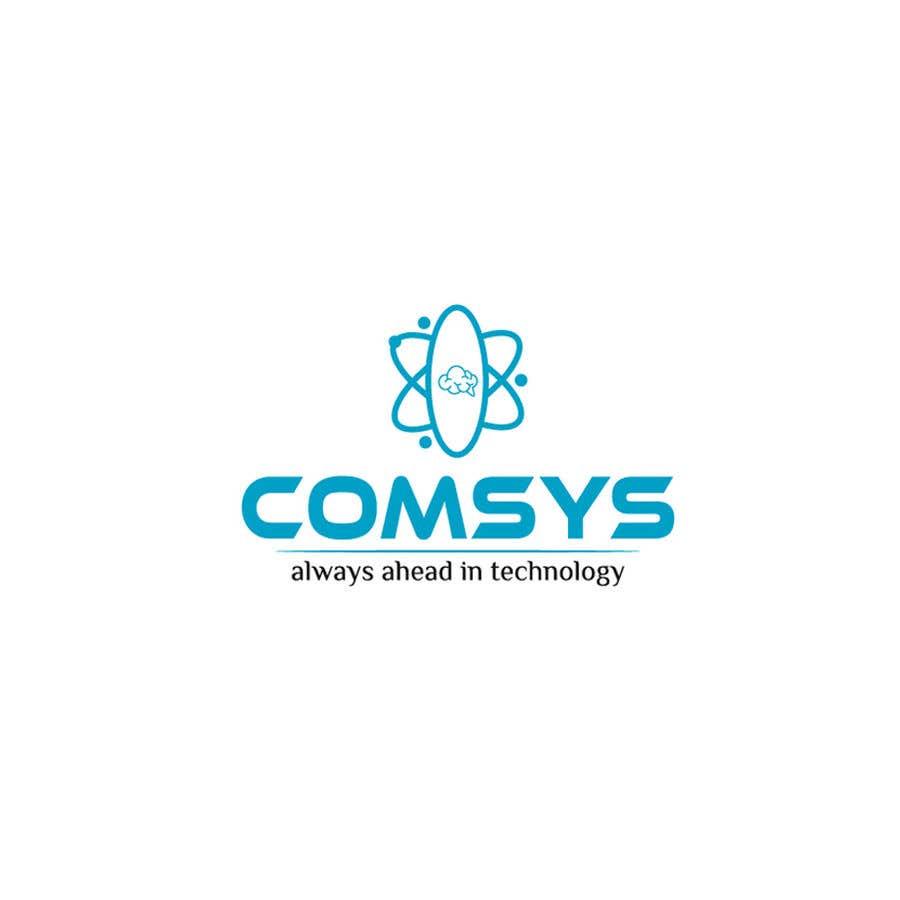 Konkurrenceindlæg #59 for Logo for COMSYS