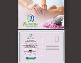 tabitaprincesia tarafından Need post cards and flyers for advertisement için no 12