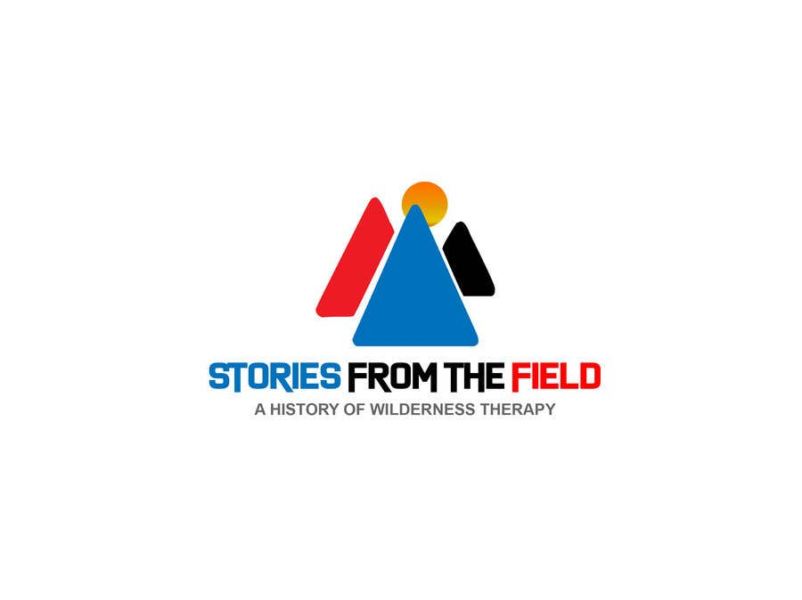 Konkurrenceindlæg #459 for design a logo for podcast Stories from the field: Demystifying Wilderness Therapy