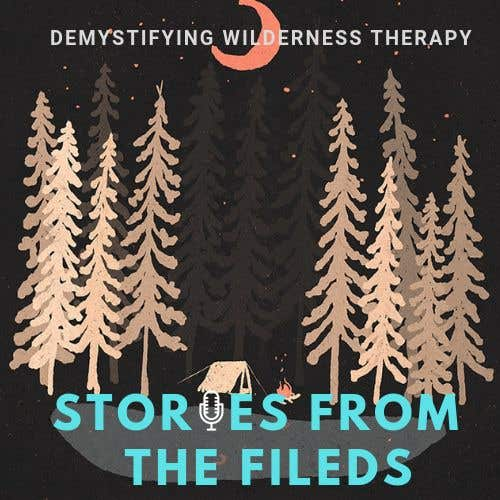Konkurrenceindlæg #493 for design a logo for podcast Stories from the field: Demystifying Wilderness Therapy
