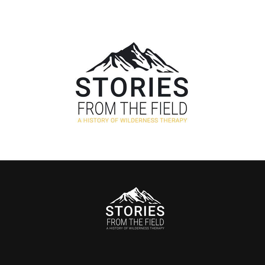 Konkurrenceindlæg #461 for design a logo for podcast Stories from the field: Demystifying Wilderness Therapy