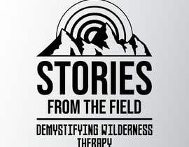 carlospdgm tarafından design a logo for podcast Stories from the field: Demystifying Wilderness Therapy için no 192