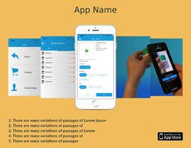"#1 для Design creative ""app preview screenshots"" for AppStore Deployment от shahinalam96"
