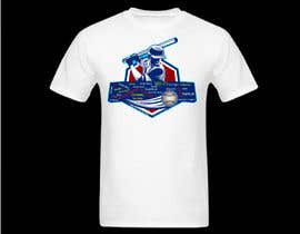 #17 untuk t-shirt design for baseball team oleh bchlancer