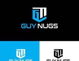 #139 untuk Logo for GuyNugs oleh nilufab1985