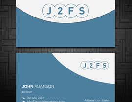 #81 cho J2 Fit Solutions business cards bởi tayyabaislam15