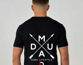 """#20 cho """"DUMA"""" bullet clothing design bởi hossaingpix"""