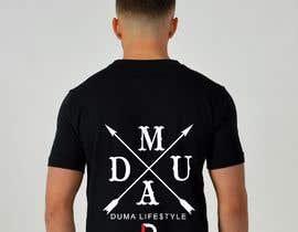 """#47 cho """"DUMA"""" bullet clothing design bởi hossaingpix"""