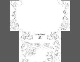 nº 26 pour One line art packaging design par anikdey1996