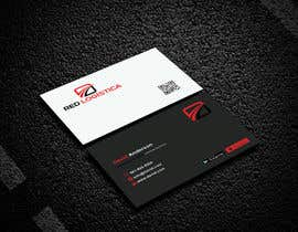 #99 for Bussiness Card Red Logistica by mahedihasan08