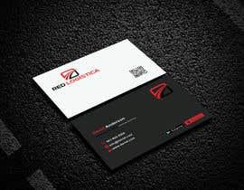 #99 untuk Bussiness Card Red Logistica oleh mahedihasan08