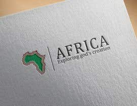 nº 16 pour A high quality Logo of Africa containing the colours red,gold and green par iasadrehman