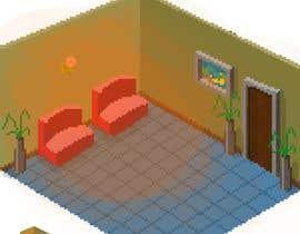 #54 for Create An Isometric Pixel Art Image (multiple winners) by Rockkerhill