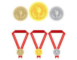 #15 for Martial Art Medals (tournament) af angapmik