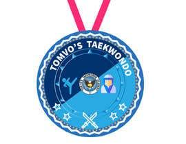 #28 for Martial Art Medals (tournament) af Designzone143