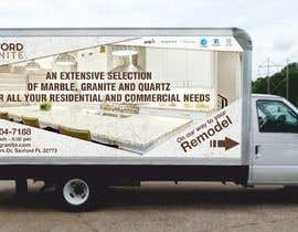 #34 para Vehicle Wrap Design for Kitchen Remodel por kontra788
