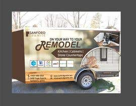 #37 para Vehicle Wrap Design for Kitchen Remodel por sonugraphics01