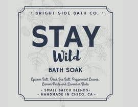 #27 for Bath Product Labels by pravinsagar19