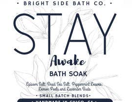#39 for Bath Product Labels by pravinsagar19