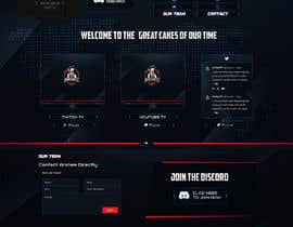 saayyemahmed tarafından Updated Design for 1 Page Website için no 1