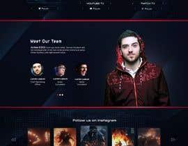 rafiulkarim11731 tarafından Updated Design for 1 Page Website için no 5