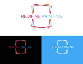 #21 for redifine printing logo by activedesigner99