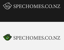 #173 for Logo for a new website / company (SPECHOMES.CO.NZ) af KimGFX