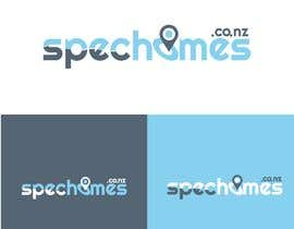 #186 for Logo for a new website / company (SPECHOMES.CO.NZ) af kcebilisim