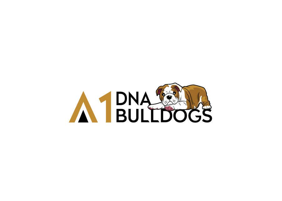 Kilpailutyö #47 kilpailussa Logo for French and English bulldog breeder