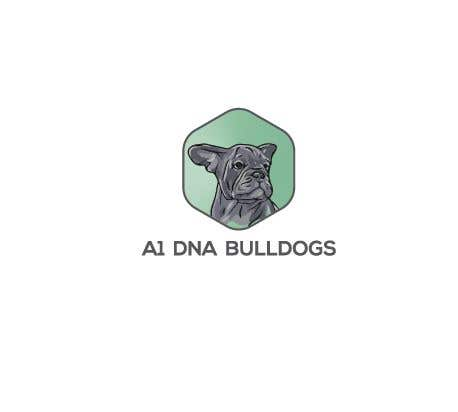 Contest Entry #15 for Logo for French and English bulldog breeder