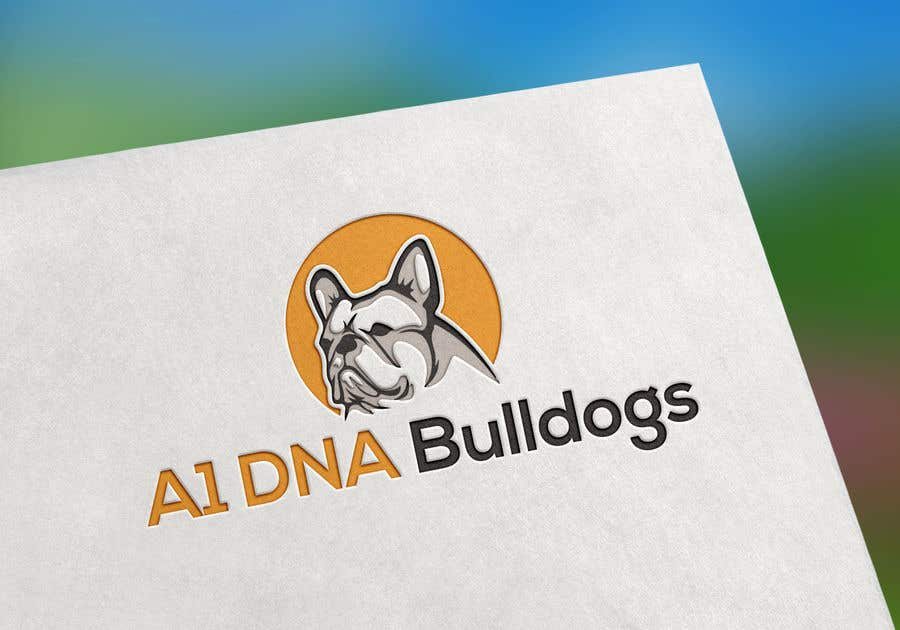 Contest Entry #66 for Logo for French and English bulldog breeder