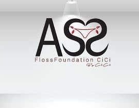 #56 untuk CiCi Ass Floss Foundation Logo Design oleh mdalaminislam503