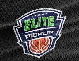 SaritaV tarafından Elite pickup basketball league logo için no 360