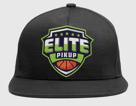 AR1069 tarafından Elite pickup basketball league logo için no 357