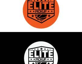 graphicworld24 tarafından Elite pickup basketball league logo için no 361