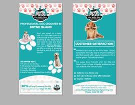 #88 για Design a Flyer for dog grooming business από creativetyIdea