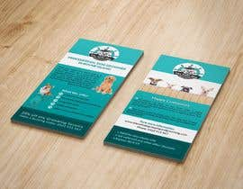 #47 για Design a Flyer for dog grooming business από PixelDesign24
