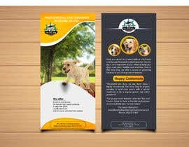 #79 για Design a Flyer for dog grooming business από PixelDesign24