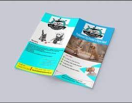 #80 για Design a Flyer for dog grooming business από PixelDesign24