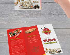 #58 for Sushi , pizza, burger delivery service! by affiliateartme