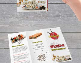 #60 for Sushi , pizza, burger delivery service! by affiliateartme